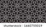 seamless pattern with thin... | Shutterstock .eps vector #1660755019
