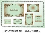 set of banners and tags  great... | Shutterstock .eps vector #166075853