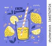 Fresh Lemonade And It's...