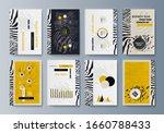 header design for flyer  book ... | Shutterstock .eps vector #1660788433