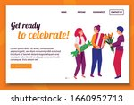 happy celebration people...