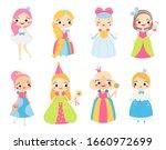 Cute Princess Fairy Tales...