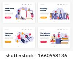 set of educational and book...   Shutterstock .eps vector #1660998136