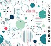 abstract seamless pattern ...   Shutterstock .eps vector #1661004979