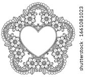 circular pattern in form of...   Shutterstock .eps vector #1661081023