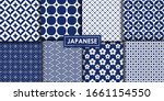 Japanese Seamless Pattern...