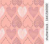 Seamless Vector Pattern Of Of...