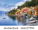 Town Of Menaggio On Lake Como ...