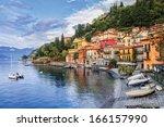 Town Of Menaggio On Lake Como ...