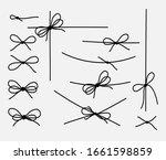 Set Of Rope Knots  Marine Knots ...