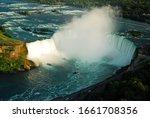 Niagara Falls  On  Canada...