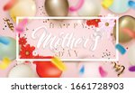 mothers day typographical...   Shutterstock .eps vector #1661728903