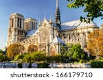 The cathedral of notre dame de...