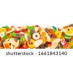 Assorted Gummy Candies. Top...
