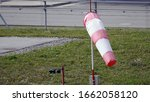 Frayed Windsock In Moderate...