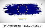 happy europe day of european... | Shutterstock .eps vector #1662091513
