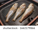 Salted Dried Croakers Are Being ...