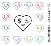 cool emoji greed multi color...