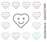 cool emoji happy multi color...