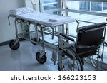 Wheelchair And Wheel Bed For...