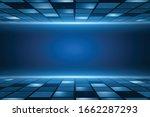 vector futuristic circuit board ...   Shutterstock .eps vector #1662287293
