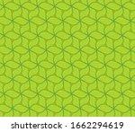 vintage seamless pattern... | Shutterstock . vector #1662294619