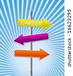 career | Shutterstock . vector #16623295
