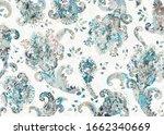 light not seamless vector... | Shutterstock .eps vector #1662340669