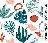 summer time illustration.... | Shutterstock .eps vector #1662353809