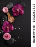 aromatherapy. close up view of... | Shutterstock . vector #1662363523