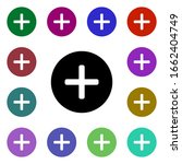 add multi color style icon....