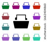 document in folder multi color...