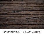 Old Wooden Backgrounder. Brown...
