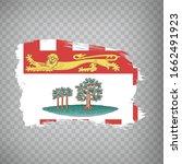 flag of prince edward island...