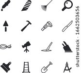 instrument vector icon set such ... | Shutterstock .eps vector #1662503656