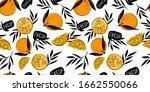 seamless bright light pattern... | Shutterstock .eps vector #1662550066