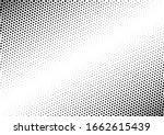 dots background. monochrome... | Shutterstock .eps vector #1662615439