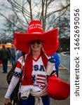 charlotte  north carolina   2... | Shutterstock . vector #1662695056