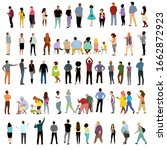 people. vector isolated image...   Shutterstock .eps vector #1662872923