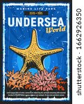 Oceanarium Undersea World Retro ...
