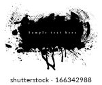 abstract banner. | Shutterstock . vector #166342988