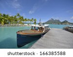 crystal clear waters of...   Shutterstock . vector #166385588