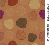seamless color combinations of... | Shutterstock .eps vector #1663881826