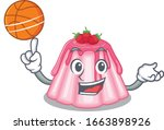 A Mascot Picture Of Strawberry...