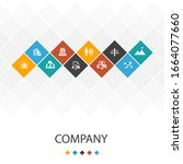 company trendy ui template...