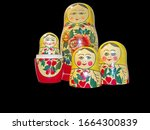 Matryoshka Russian Folding Doll ...
