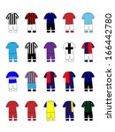Italian League Clubs Kits 2013-14 Serie A