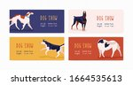 set of different horizontal web ...   Shutterstock .eps vector #1664535613