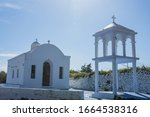 the histprical christianity church you can see them at Mylos island