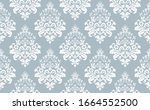 wallpaper in the style of... | Shutterstock . vector #1664552500